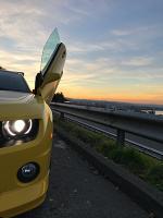 Chevy Camaro Bumblebee 6.2 V8